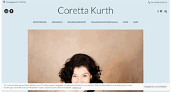 Preview of corettakurth.at